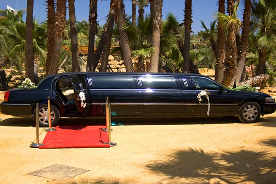 alquiler limusinas bodas eventos rodajes jjdluxe cars valencia coleccion licoln town