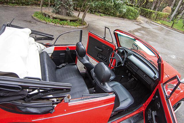 alquiler de escarabajo volkswagen beetle rojo 1973 en valencia bodas eventos rodajes jj dluxe cars 4
