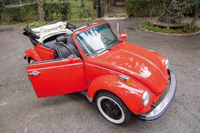alquiler de escarabajo volkswagen beetle rojo 1973 en valencia bodas eventos rodajes jj dluxe cars 5
