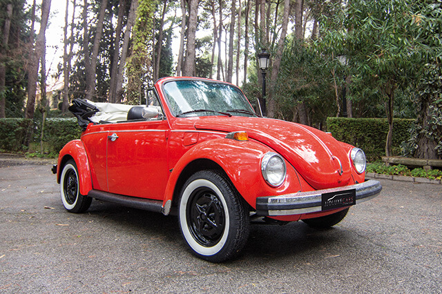 alquiler de escarabajo volkswagen beetle rojo 1973 en valencia bodas eventos rodajes jj dluxe cars 8