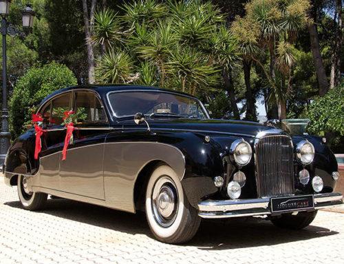 Alquiler de Jaguar MK · Una ilusión a tu alcance