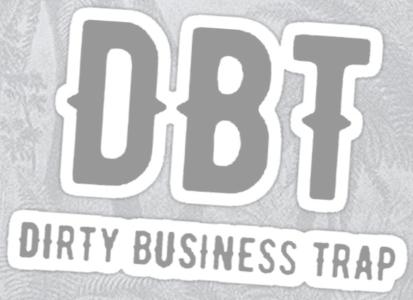 dbt dirty business trap logo alquiler de coches para rodajes jj dluxe cars valencia