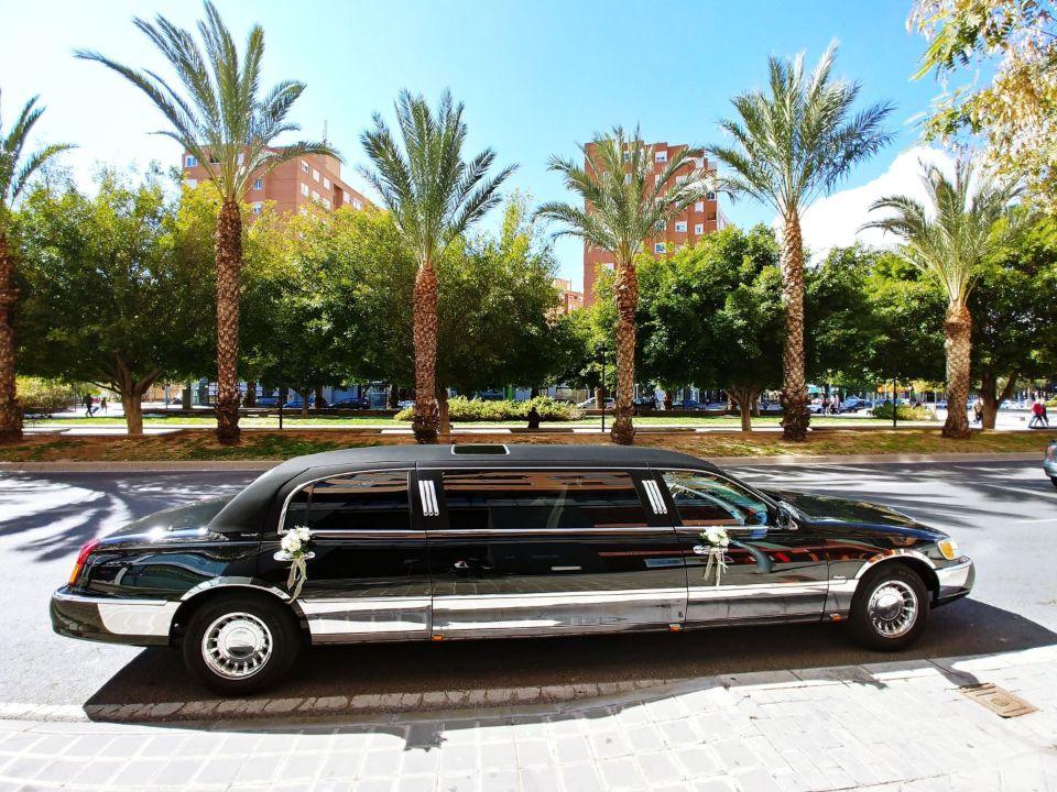 alquiler de limusinas en valencia bodas despedidas cumpleanos eventos jj dluxe cars servicio