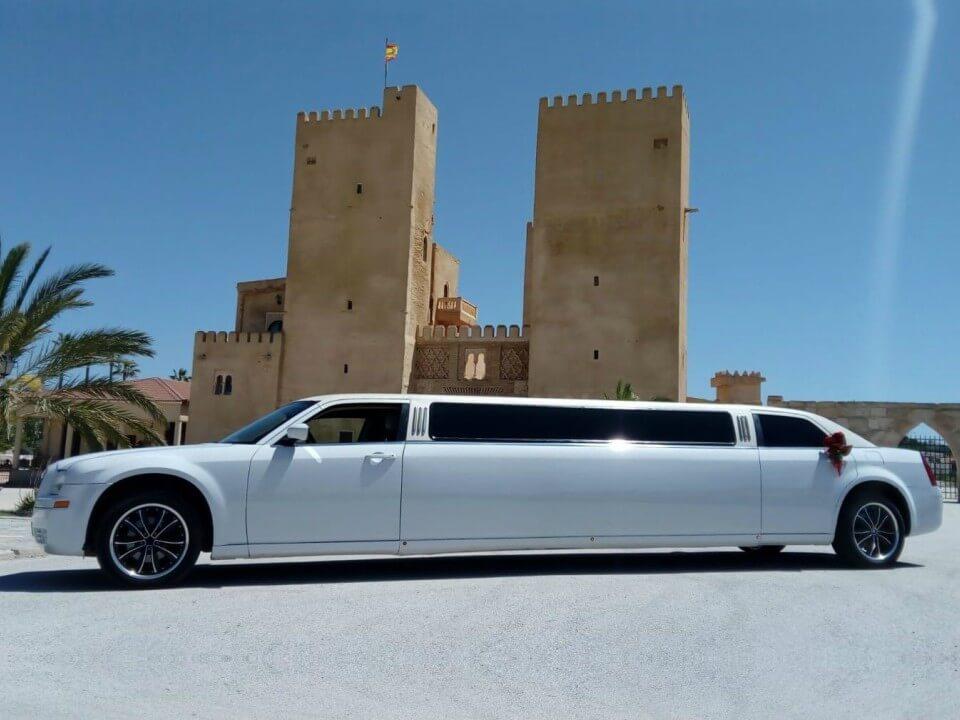 alquiler de limusinas en valencia eventos bodas despedidas cumpleanos jj dluxe cars servicio